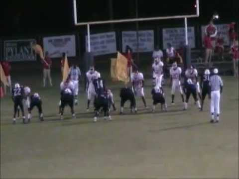 Franklin Parish High School Ken Hoard RB #31