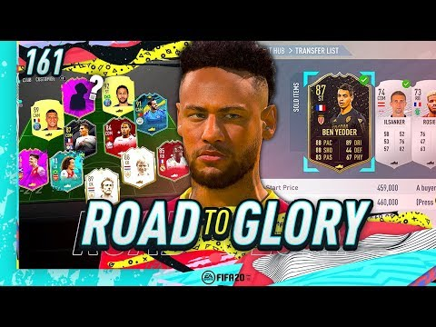 FIFA 20 ROAD TO GLORY #161 - I GOT MY NEW STRIKER!