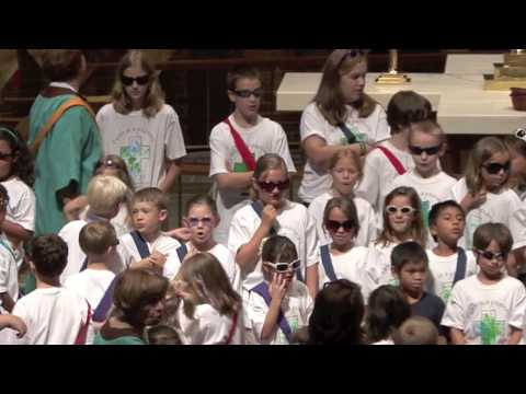 Christ United Methodist Church in Greensboro, Vacation Bible School Thursday ...