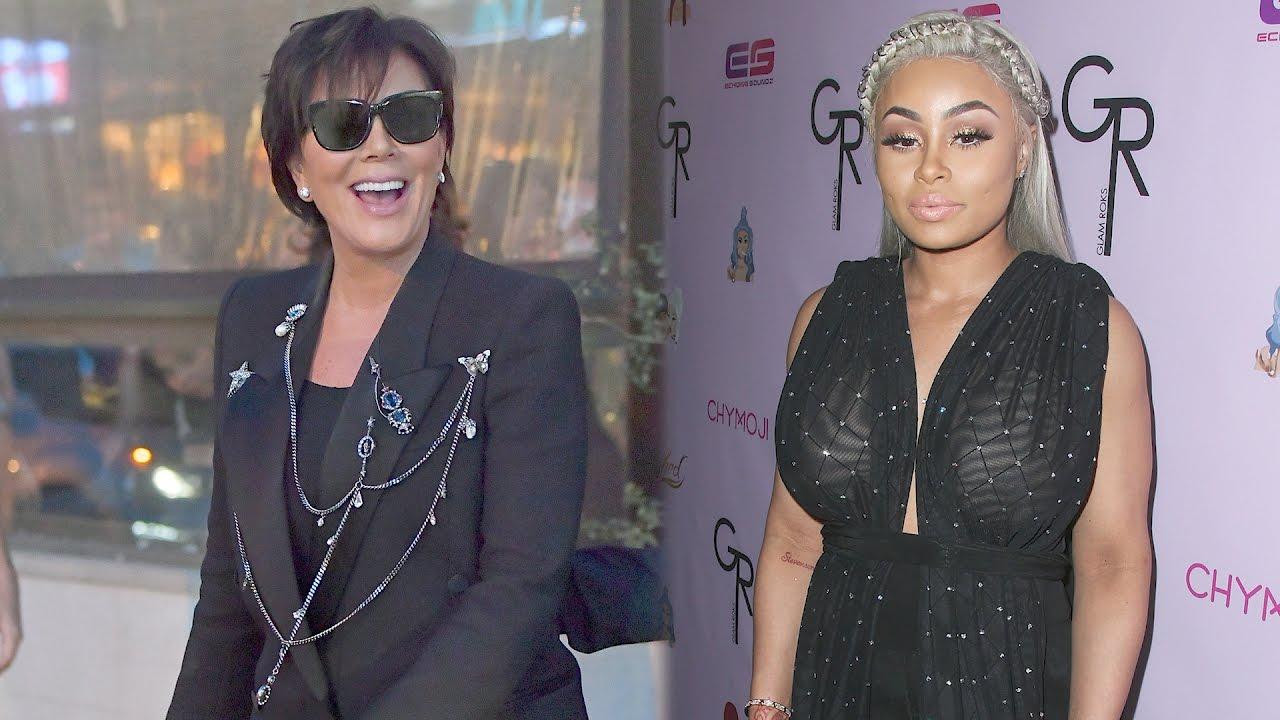 Kris Jenner is Willing to Offer Blac Chyna $5,000,000 to 'Walk Away' | Splash News TV