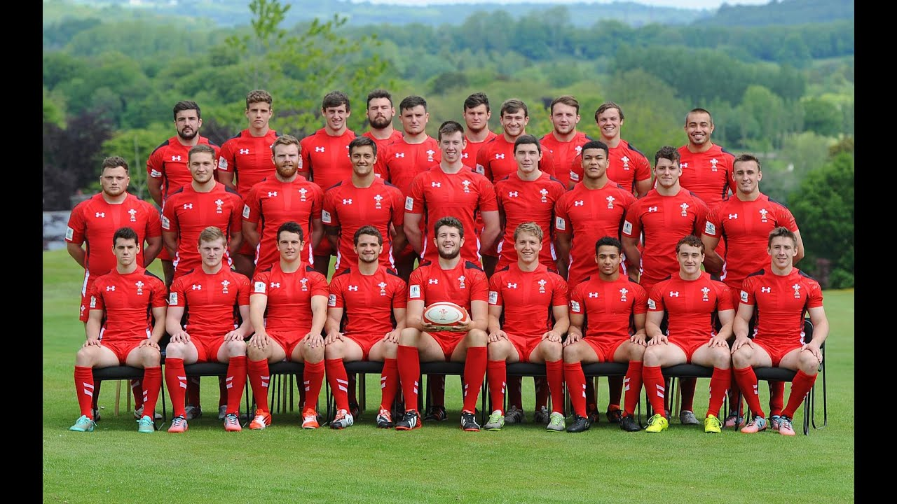 Just how many wives does Jacob Zuma have. - The South African Welsh rugby team photo