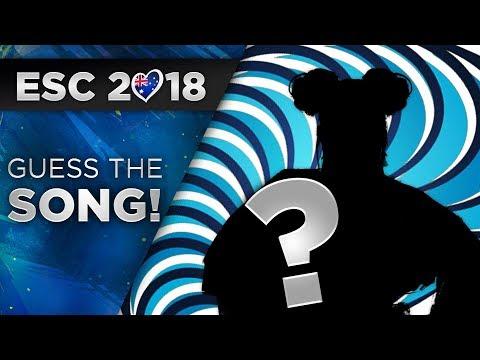 Eurovision 2018 | TOP 42 (So Far) + 🇧🇬