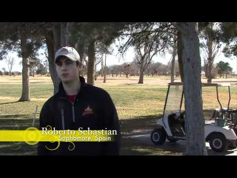 New Mexico Junior College Golf Promotional.mov