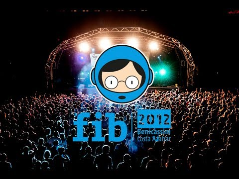 Benicassim 2012 The First Person Experience. .mp4