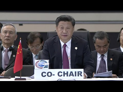 Chinese, African Presidents Co-host FOCAC Summit