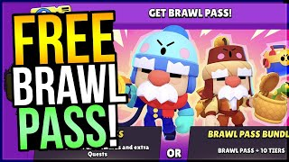 19 HUGE BALANCE CHANGES + How 2 Get FREE Brawl Passes! Update!