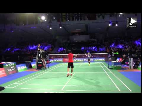 Chen Long vs Son Wan Ho   MS Final Denmark Open 2014