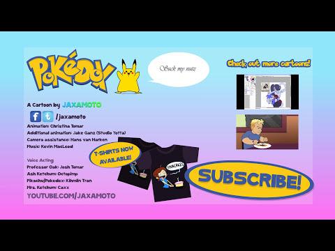 Pokemon Paradox: Professor Oak's Nightmare (Parody) - Jaxamoto