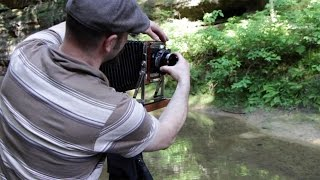 Hocking Hills Part 3-Large Format Film Photography with 8x10 Camera