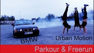 Urban-Motion & DTM Garage BMW e36
