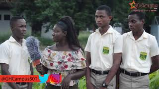 National Science and Maths Quiz, 2018: Interview with contestants of Mawuli School.