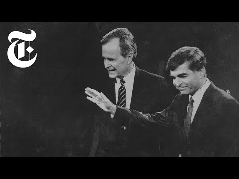 How Bush's 1988 Campaign Ushered in a New Era of Racial Politics | NYT News