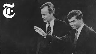 How Bush's 1988 Campaign Ushered in a New Era of Racial Politics | NYT News  from The New York Times