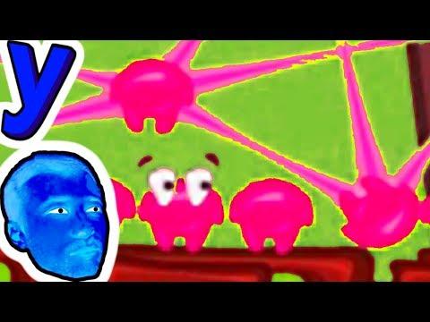 ПРоХоДиМеЦ Помогает Красным Липким Медузам построить БАШНЮ! #405 ИГРА для ДЕТЕЙ - World of Goo