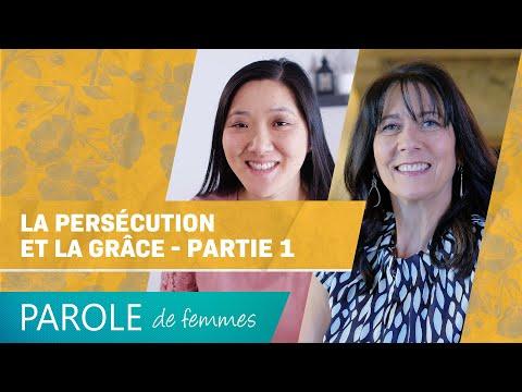 La persécution et la grâce - partie 1 - Parole de femmes - Audrey Mack
