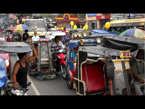 Carcar City, Cebu, Traffic (Philippines part 1)