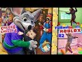 SHAWN goes to CHUCK E CHEESE'S!  + FUNnel Fam Roblox Obby Competition!  (FV Family)