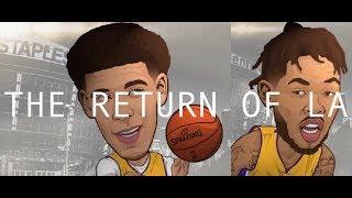 Lonzo Ball & Brandon Ingram: The Return of LA ᴴᴰ