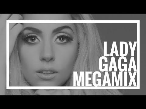 Lady Gaga Megamix 2016 - The Evolution Of Gaga 3.0