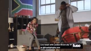 Davetta Sherwood (Cecile) -- The Hustle 1x04