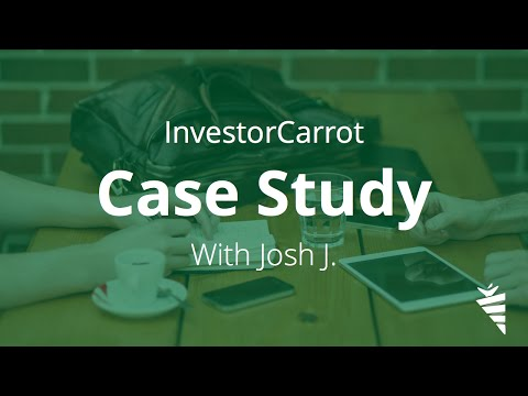 Investor Carrot Review - 18 Deals In First Year As An Investor w/ Josh. J