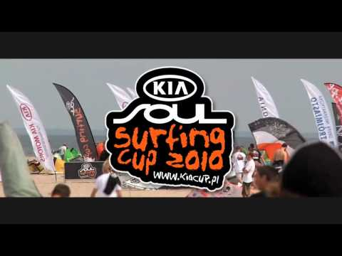KIA Soul Surfing Cup 2010 - Oficjalny Spot