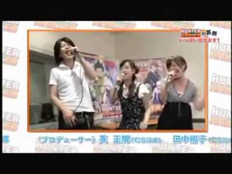 「departure!」   Megumi Han, Mariya Ise & Masatoshi Ono   YouTube