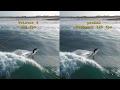 4K slow motion - Twixtor vs ReSpeedr