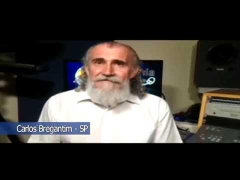 Caio responde ao amigo Carlos Bregantim, desejando feliz aniversário de 60 anos!