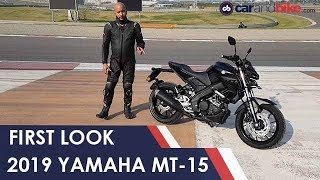 2019 Yamaha MT-15 First Look | NDTV carandbike