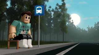 Waiting for a Bus... in Roblox