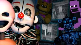 👊 Теории и Секреты Five Nights at Freddy