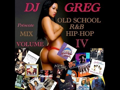 OLD SCHOOL R&B HIP-HOP MIX 90's  VOL.4
