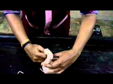 Панчакарма. Как правильно делать рисовые мешочки