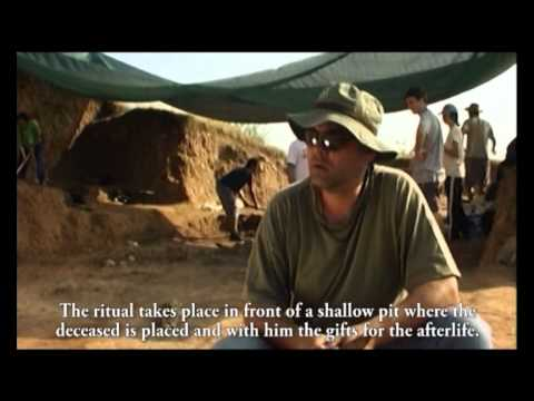 The team of NGO Archaeologica during the excavation in 2011 of the archaeological site Bucinci filmed a documentary about the history of the site. In this do...