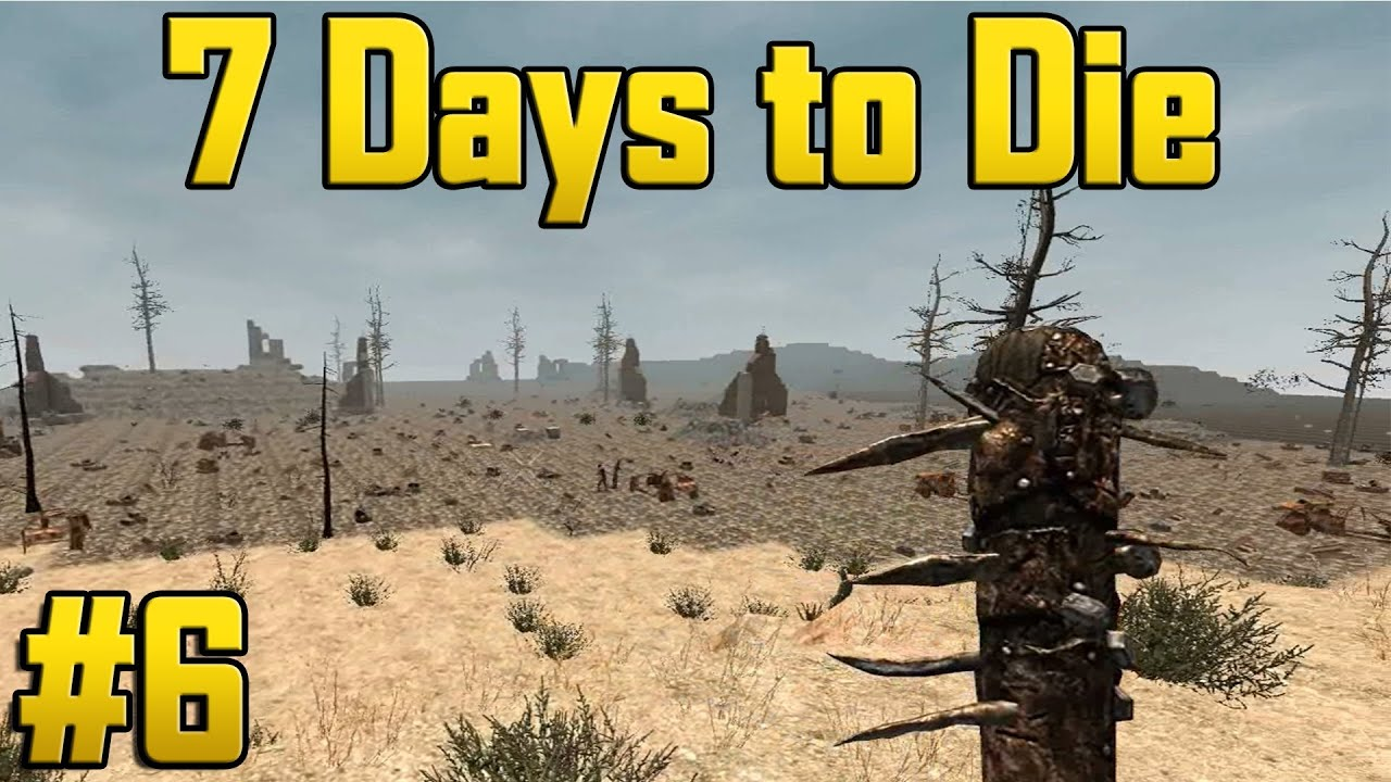 7 days to die alpha 7 part 6 wall plans youtube. Black Bedroom Furniture Sets. Home Design Ideas
