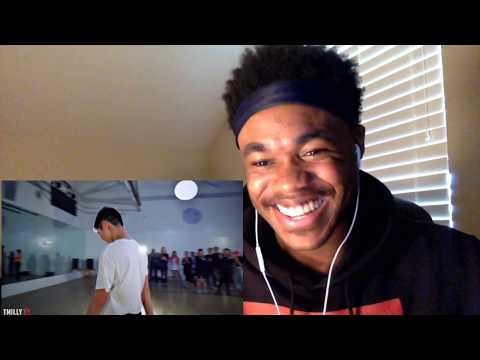 Justin Timberlake  Filthy  Choreography by Jake Kodish   #TMillyTV ft  Everyone (REACTION)