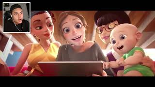 REACTING TO COMMERCIAL ANIMATIONS (BEST ADVERTS EVER)