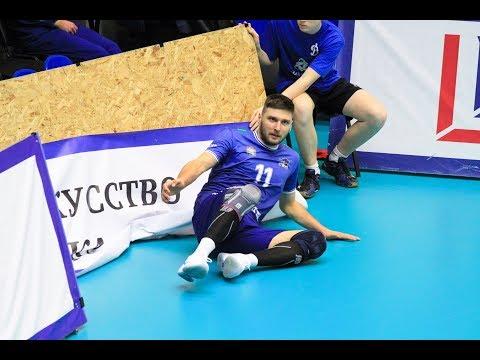 Сэйв Дмитрия Макаренко в защите