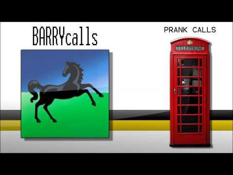 Call #10 - Lloyds TSB Prank call: The symbolic train