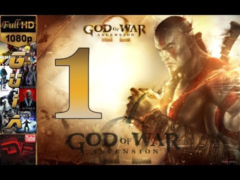 God of War: Ascension - Español Parte 1 PS3 |Modo Historia Campaña| Coleccionables Guia Walkthrough 1080p