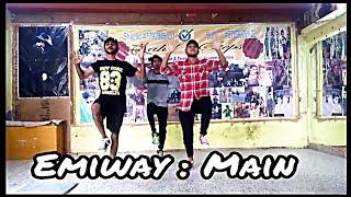 Emiway-Mein ( The Hip-hop Gang ) Dance Video    