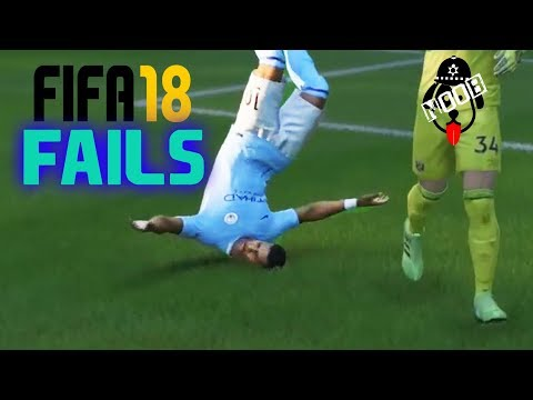 Best Fifa 18 Fails ○ Fifa 18 Funny Moments #5