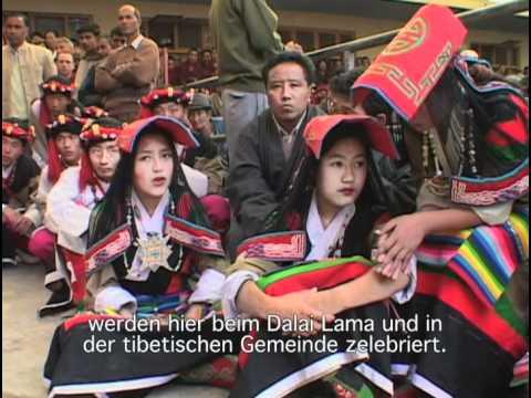 Десять вопросов Далай-ламе