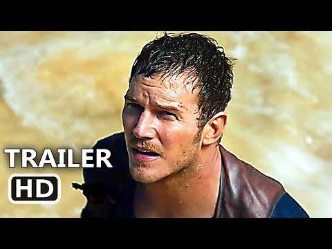 "JURASSIC WORLD 2 ""Holy Sh*t"" New TV Spot Trailer (2018) Chris Pratt Dinosaur Movie HD"