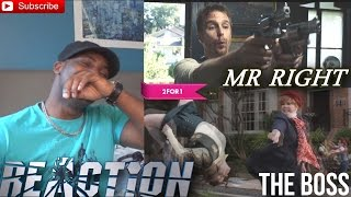 The Boss Red Band Trailer + Mr. Right Official Trailer 1 REACTIONS!