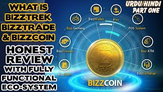 Bizzcoin Presentation | Bizztrade Business Opportunity | Bizztrade Review Part 1 Urdu/Hindi