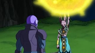Dragon Ball Super Episode 72 - Beerus vs Hit