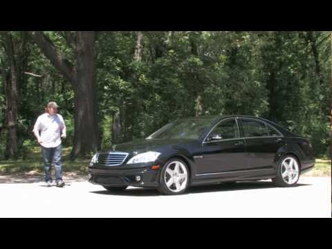 Mercedes-Benz S65 AMG Test Drive and Video Review with Chris Moran