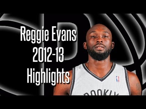 Reggie Evans 2012-13 Highlight Mix | Brooklyn Nets